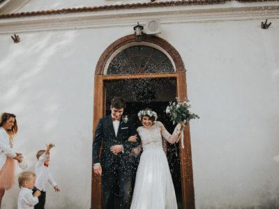 Ann & Gregory, rustic wedding
