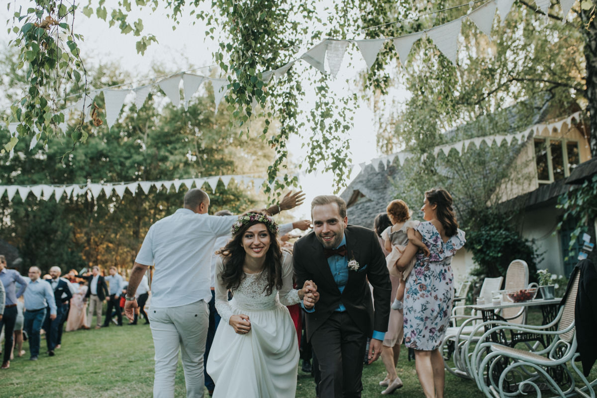 Plenerowe wesele