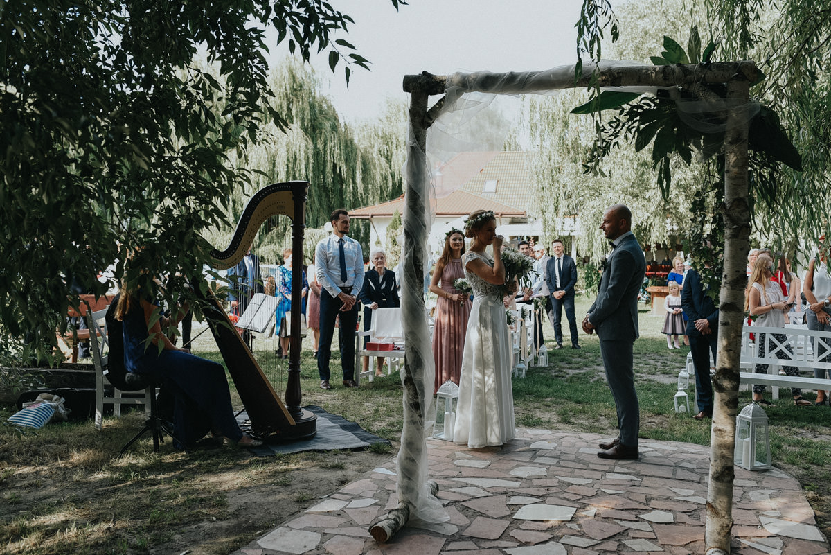 intymny ślub