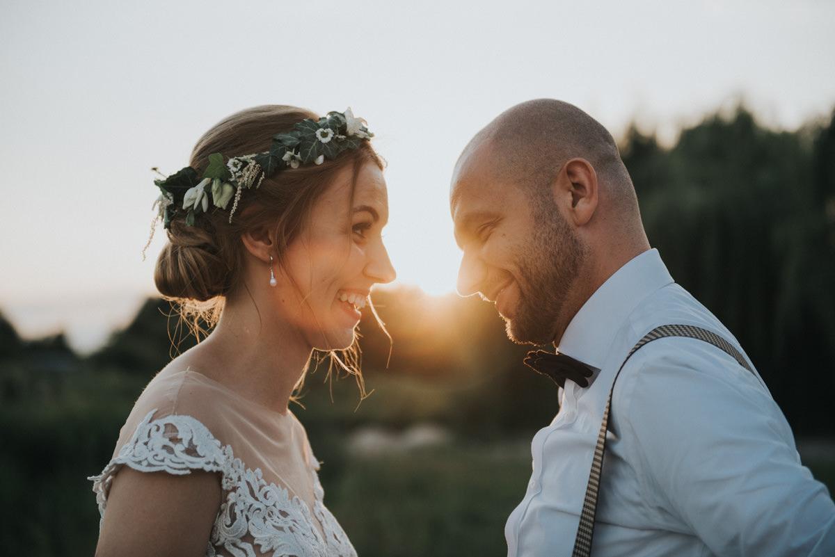 Intimate wedding Pstrągowo