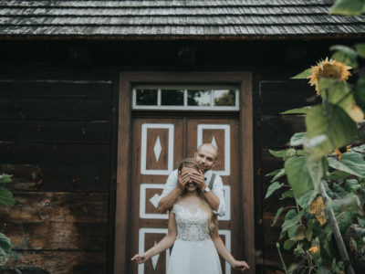 Photosession at an open – air museum, Kasia & Marcin
