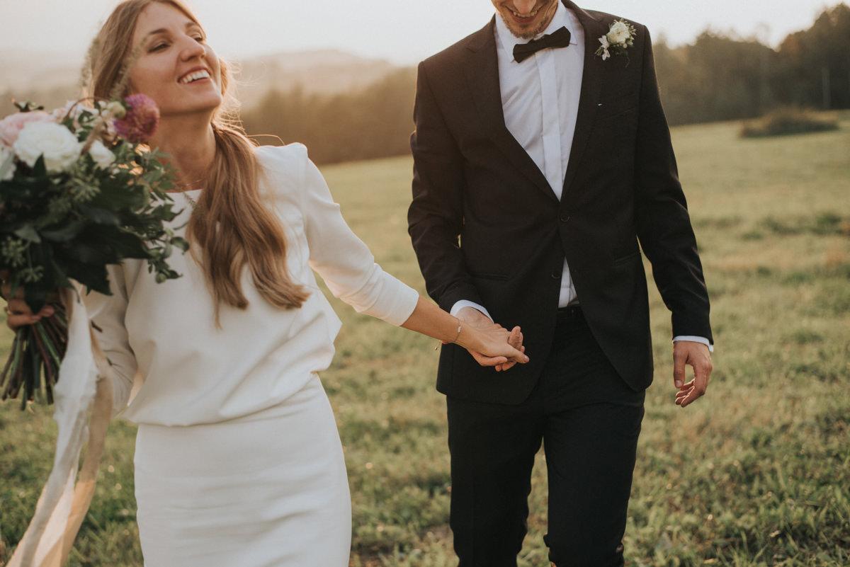 ślub w Dolinie Cedronu