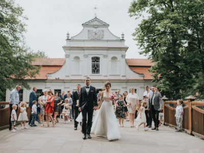Ślub w kościółku na wodzie w Zwierzyńcu, Asia & Przemek