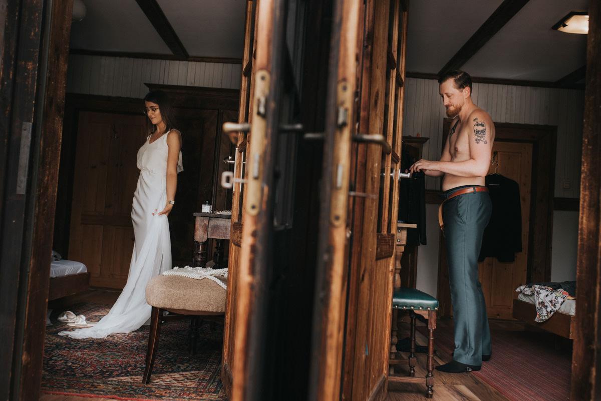 ślub w willi tadeusz