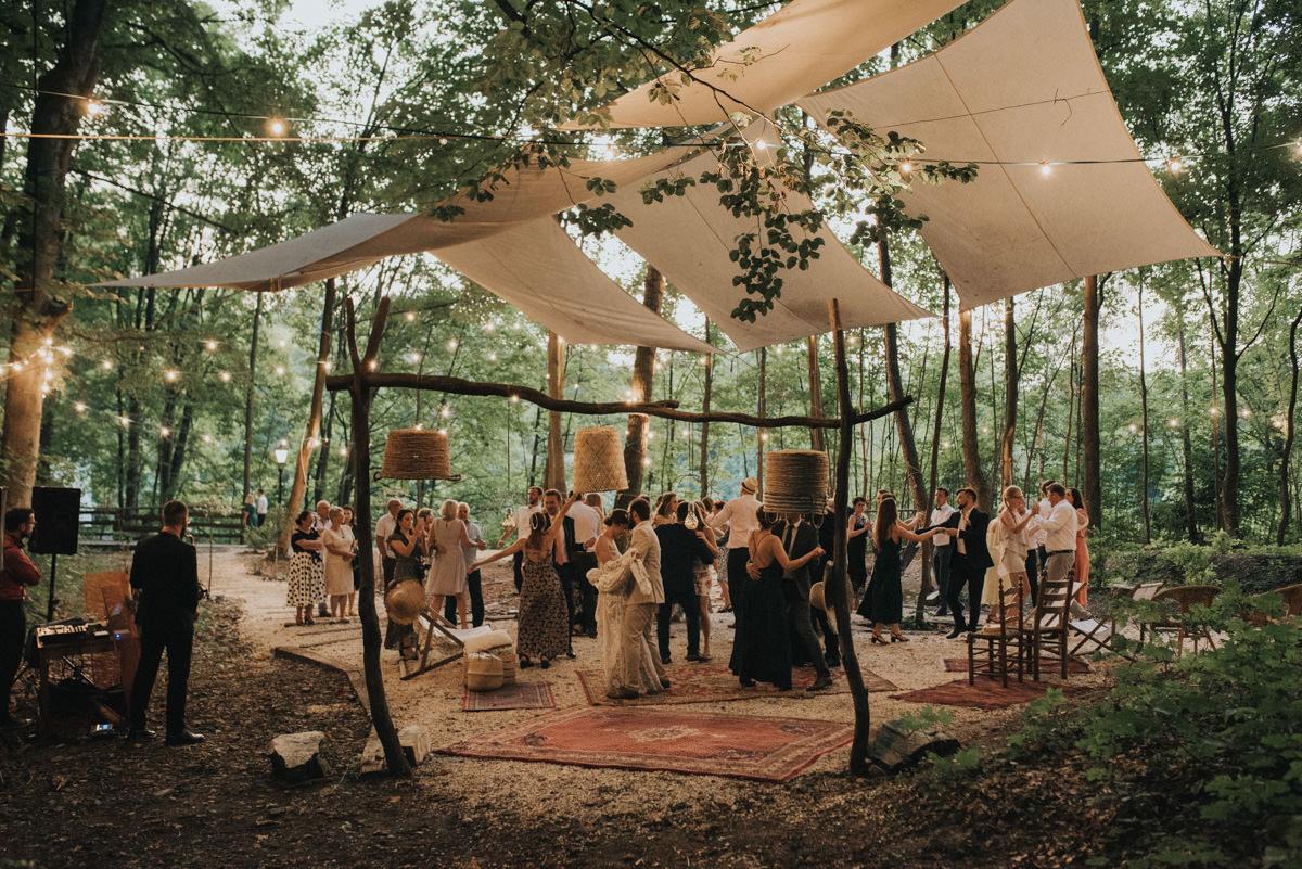 wesele w starej kruszarni
