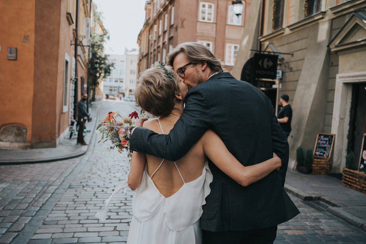 Ślub na Starówce